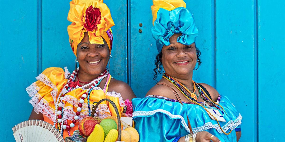 Karibiskbuffé
