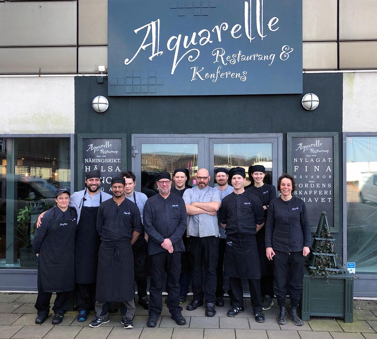 Team Aquarelle