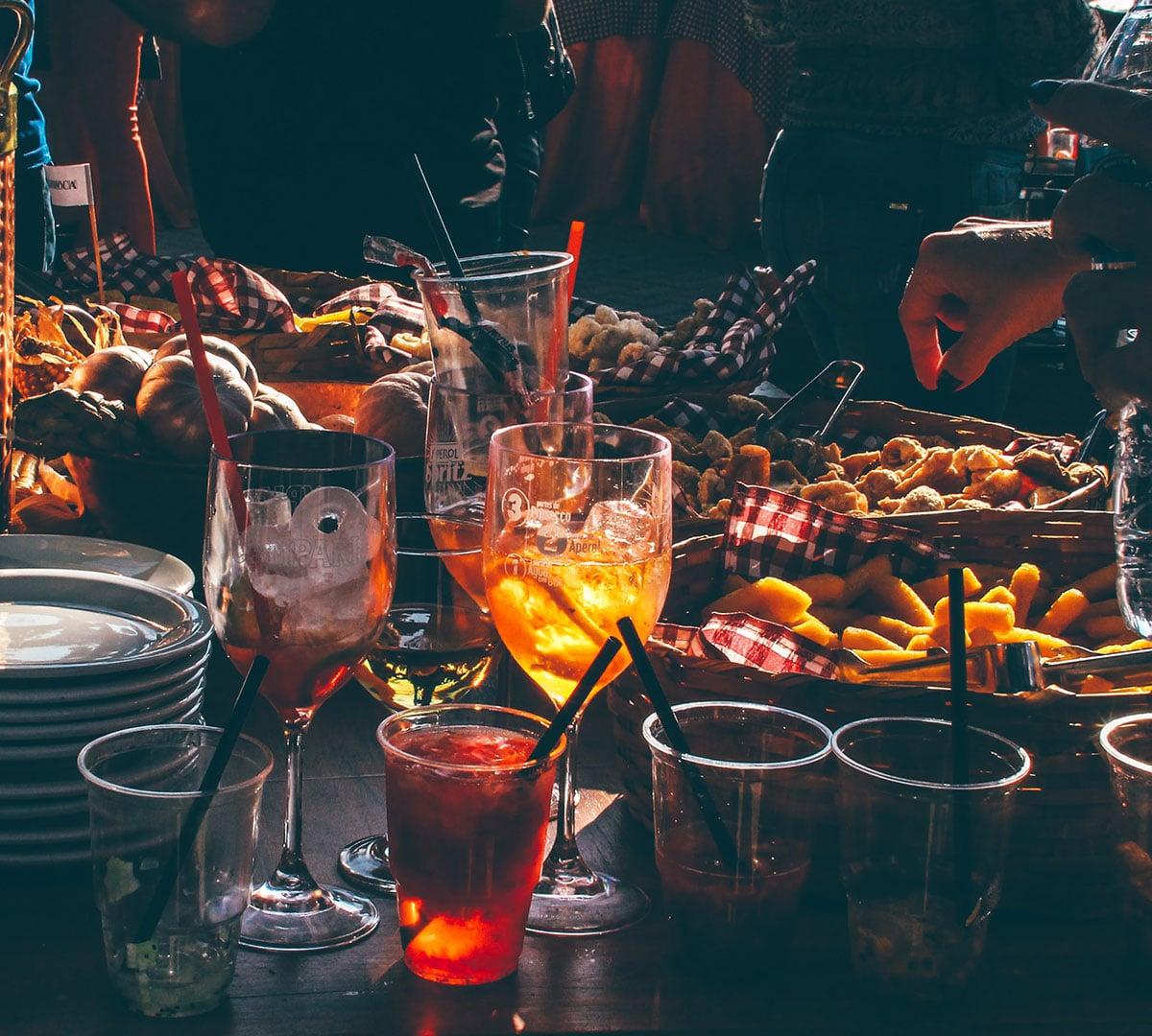 Karibiskt tema för festen